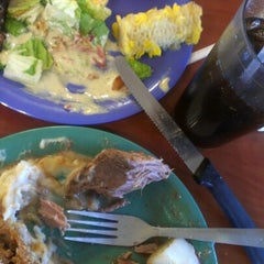 Photo taken at Golden Corral by Ashley M. on 1/12/2013