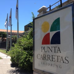 Photo taken at Punta Carretas Shopping by ZK F. on 12/12/2012