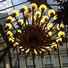 Photo taken at InterContinental Paris Le Grand Hôtel by Arnaud D. on 1/23/2013
