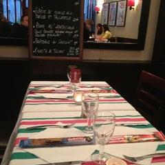Photo taken at Chez Livio by Arnaud D. on 4/11/2013