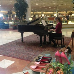 Photo taken at Von Maur by Bailey H. on 4/2/2013