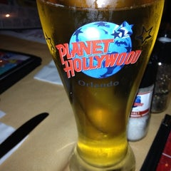 Photo taken at Planet Hollywood by Felipe M. on 10/14/2012