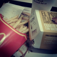 Photo taken at McDonald's by Eduardo C. on 1/28/2013