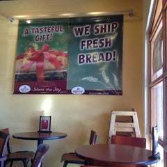 Photo taken at Great Harvest Bread Company by Dave R. on 12/10/2012