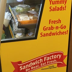 Photo taken at The Sandwich Factory by Guy J. on 11/5/2015