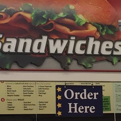 Photo taken at The Sandwich Factory by Guy J. on 10/13/2015