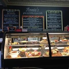 Photo taken at Annie's Deli by DavidPSU on 12/1/2013