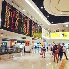 Photo taken at Terminal Bersepadu Selatan (TBS) / Integrated Transport Terminal (ITT) by Pauline Denise on 4/30/2013