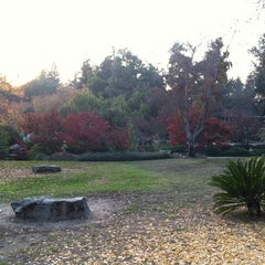 Photo taken at Shinzen Japanese Garden by Rachel H. on 11/26/2012