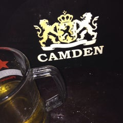 Photo taken at Camden Bar & Lounge by Rony D. on 6/14/2013