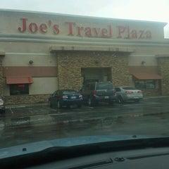 Photo taken at Joe's Travel Plaza by James W. on 4/25/2014