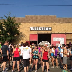 Photo taken at Fullsteam Brewery by Whitney M. on 7/17/2013