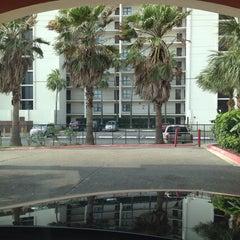 Photo taken at La Copa Inn Beach Hotel by Deb T. on 5/12/2014