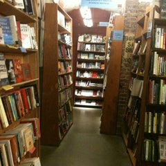 Photo taken at City Lights Bookstore by Todd J. on 10/16/2012