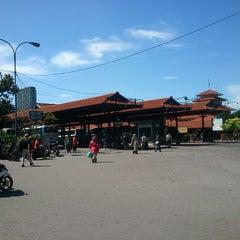 Photo taken at Terminal Purabaya (Bungurasih) by Adam A. on 6/30/2013