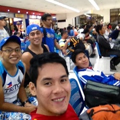 Photo taken at NAIA Terminal 4 (Central Paging Counter) by Jerico C. on 4/26/2013