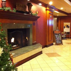 Photo taken at DoubleTree by Hilton Hotel Cleveland - Independence by Renee K. on 12/15/2012