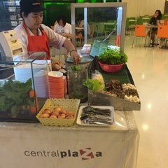Photo taken at FoodPark @ Central Plaza Phitsanulok by ประนอม เ. on 12/12/2013