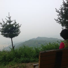 Photo taken at 후곡산 느티나무 쉼터 by sesajoon on 6/5/2013