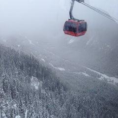 Photo taken at PEAK 2 PEAK Gondola by NedWasHere on 12/16/2012