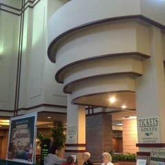 Photo taken at Gatlinburg Convention Center by Kellie R. on 10/27/2012