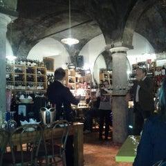 Photo taken at N'Ombra de Vin by Mina on 11/19/2012