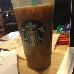 Photo taken at Starbucks by Erika R. on 3/8/2013