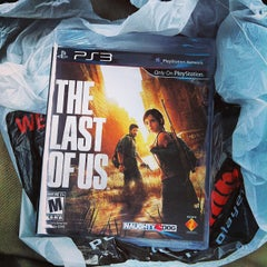 Photo taken at Gamestop by Andrew B. on 6/14/2013