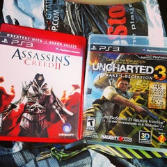 Photo taken at Gamestop by Andrew B. on 4/23/2013