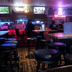 Photo taken at Grazies Italian Restaurant & Sports Bar by Joseph D. on 11/3/2012
