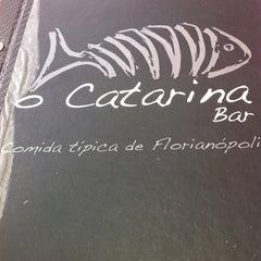 Photo taken at O Catarina Bar by Iberê R. on 3/2/2013