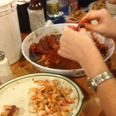 Photo taken at Floyd's Cajun Seafood by RuTh on 1/25/2013