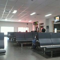 Photo taken at Aeropuerto Internacional Capitán FAP Guillermo Concha Iberico (PIU) by Alvaro Jesus G. on 12/28/2012