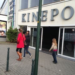 Photo taken at Kinepolis by Anneke V. on 2/17/2013