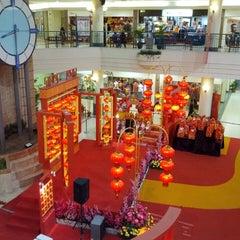 Photo taken at AEON Bukit Raja Shopping Centre by Sheng Wei L. on 2/13/2013