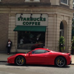 Photo taken at Starbucks by Christina Y. on 5/31/2015