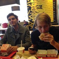 Photo taken at McDonald's by David M. on 10/22/2013