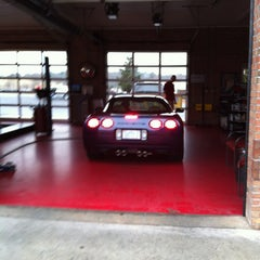 Photo taken at Clayton Auto Spa by Sandy O. on 3/16/2013