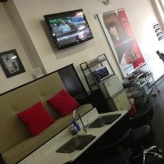 Photo taken at Buff Nail Lounge by Enrique A. on 7/2/2013