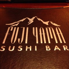 Photo taken at Fuji Yama by Justin C. on 3/15/2014