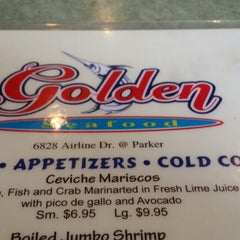 Photo taken at Golden Seafood House by Damon J. on 4/6/2014