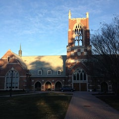 Photo taken at University of Richmond by Matt S. on 2/2/2013