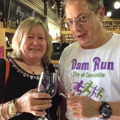 Photo taken at Pogo's Wine & Spirits by Susan C. on 5/2/2014