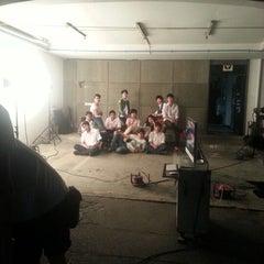 Photo taken at Yin Yang Studio by Oakxie on 1/8/2013
