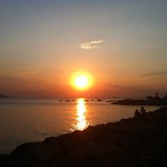Photo taken at Dragos Marina by Ahmet A. on 7/26/2013