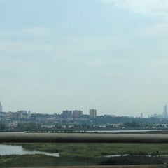 Photo taken at New Jersey Meadowlands Commission by Ryan L. on 8/26/2013
