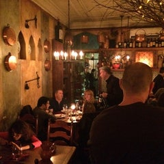 Photo taken at Convivium Osteria by Bill S. on 4/13/2014