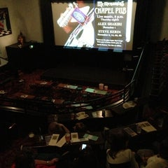 Photo taken at McMenamins Mission Theater by Jason H. on 11/24/2012
