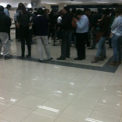 Photo taken at Banco de Chile by Paz S. on 11/30/2012