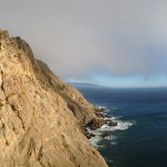 Photo taken at Point Reyes National Seashore - South Beach by Olga S. on 11/25/2012